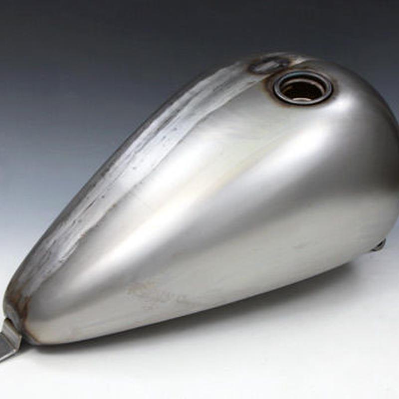 スチールボブタンク(07y~Softail EFI用) 品番HD0002-1