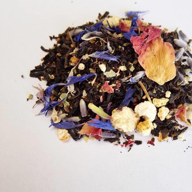 【3杯分】blessing*planet~7つの惑星を味方につける紅茶~