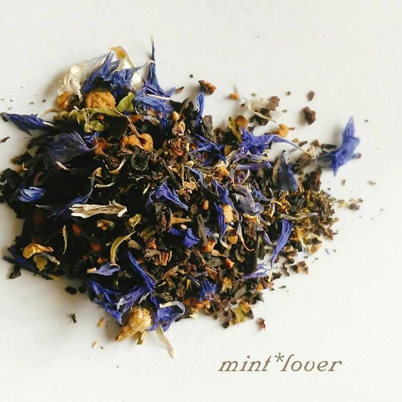 【10杯分】mint*lover  ~心ゆくまでミントを楽しむ紅茶~