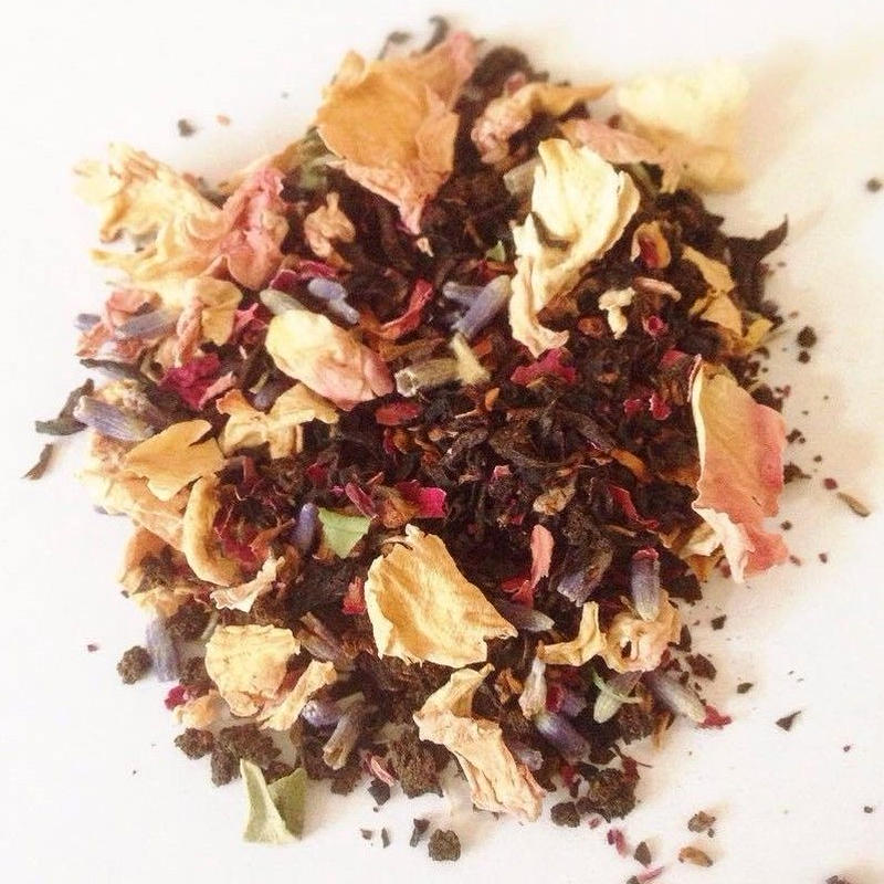 【3杯分】flowery*park~バラで優雅な気分になりたい時の紅茶~