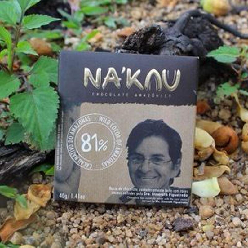 Na'kau 81% チョコレート