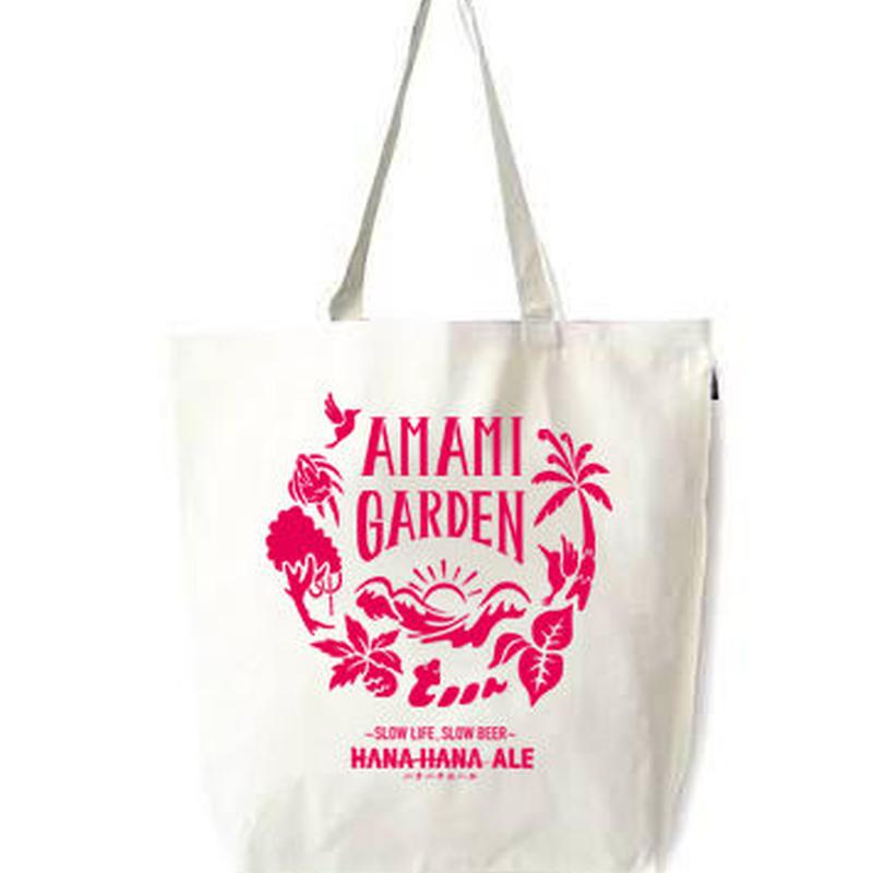 【ピンク】AMAMIGARDENオリジナルバッグ