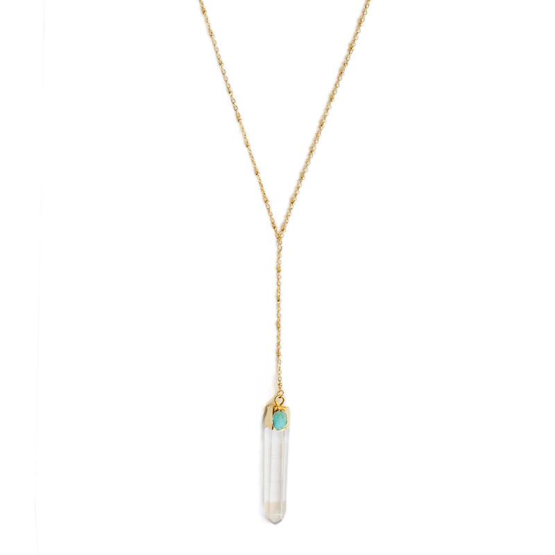 Crystal Daggerネックレス