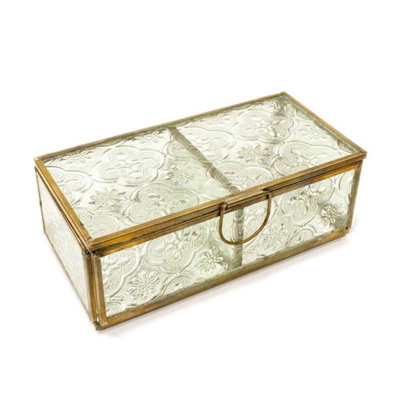 Brassジュエリーボックス