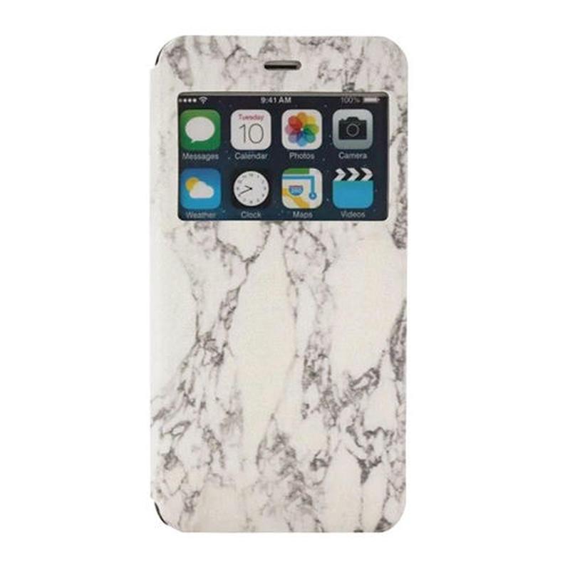 Marble iPhone ブックケース