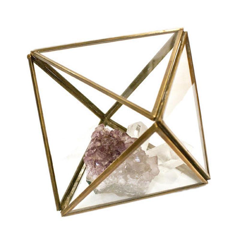 Triangleガラスケース《Large》