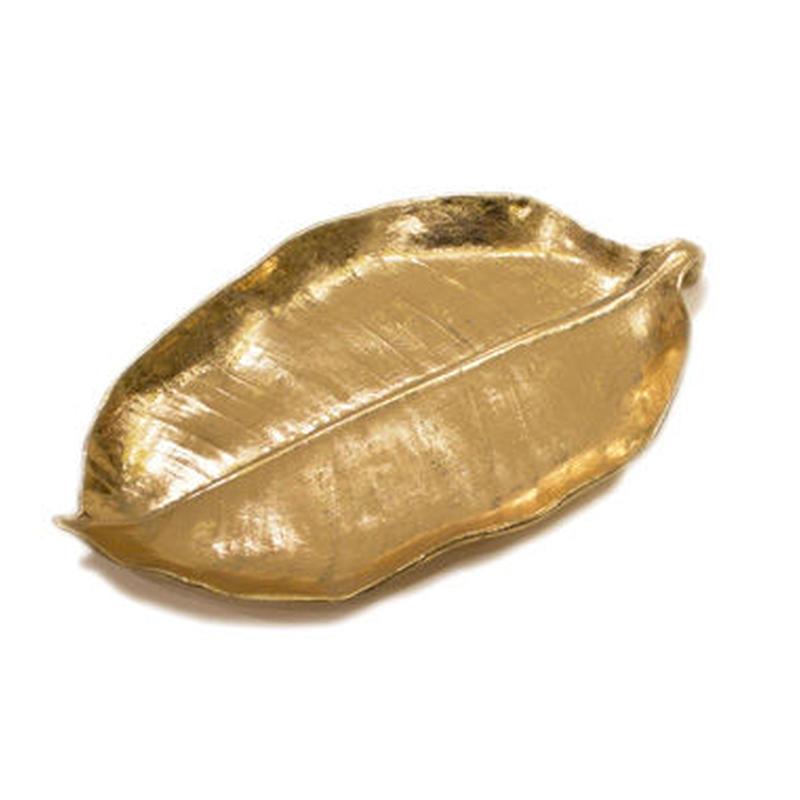 Leafトレー 《Gold》