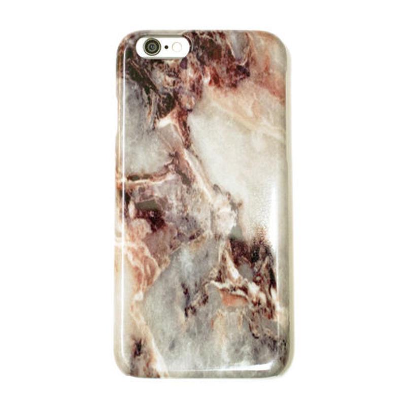Stone Print iPhoneケース