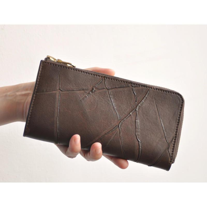 アキャブL字Zip長財布