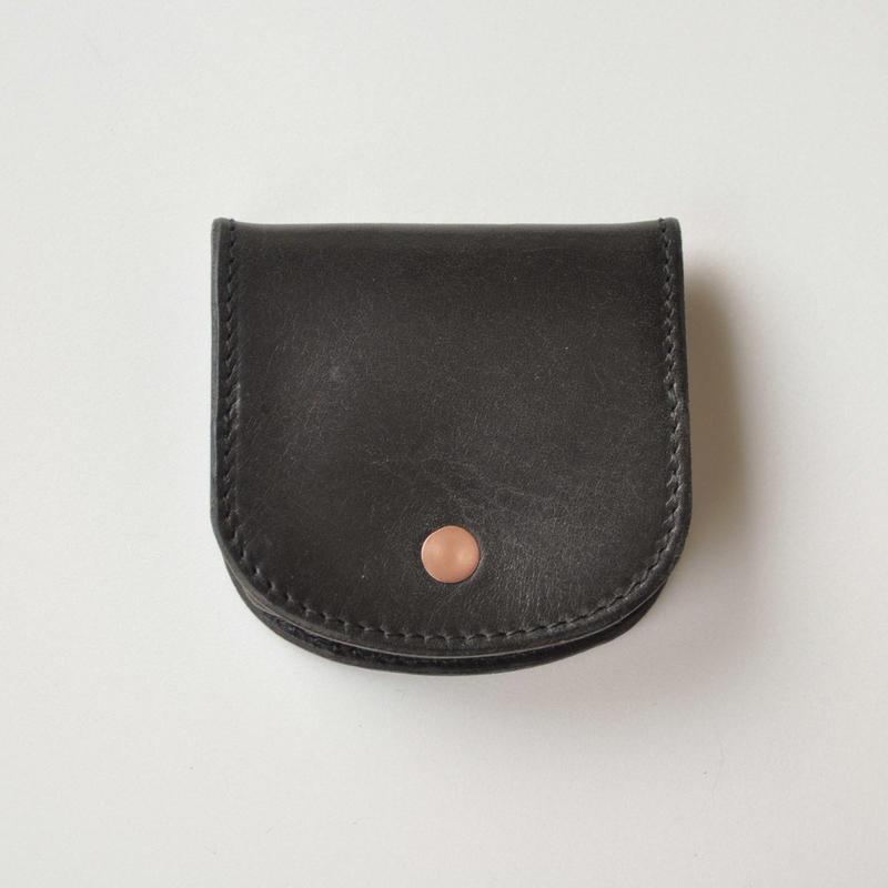 ボックスコインケース ブラック