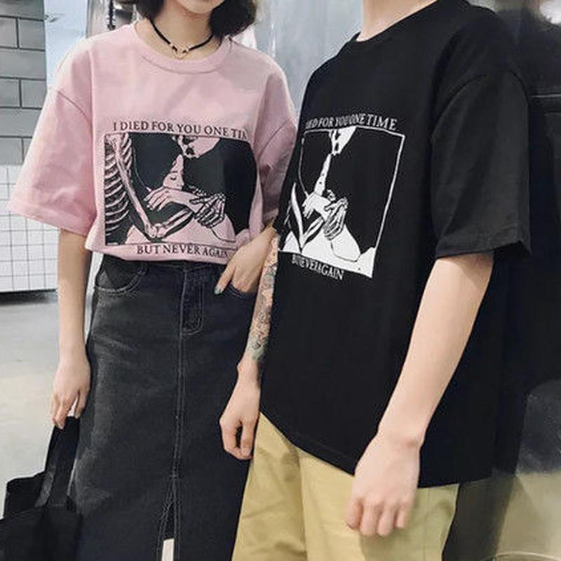 [ユニセックス]バグデザインTシャツ 3カラー