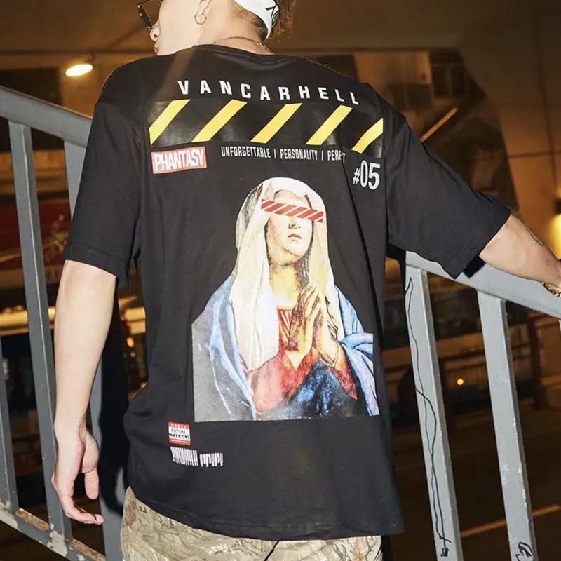 【STREET】VANデザインTシャツ 3カラー