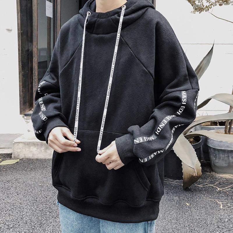 【スタイリッシュ】MASIデザインフーディー 3カラー