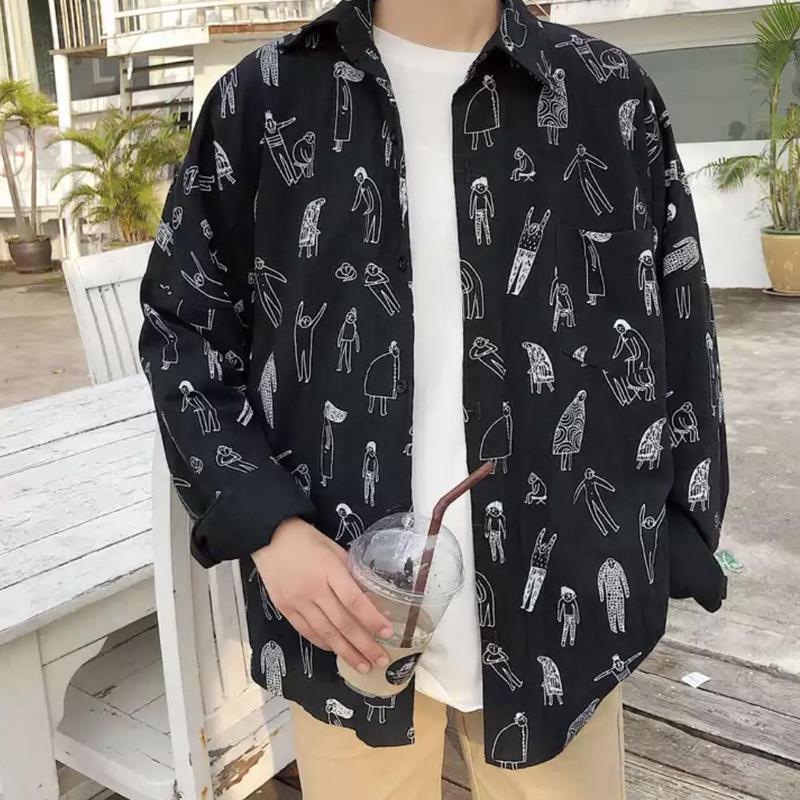 【11/11限定販売】ヒューマンデザインシャツ 2カラー