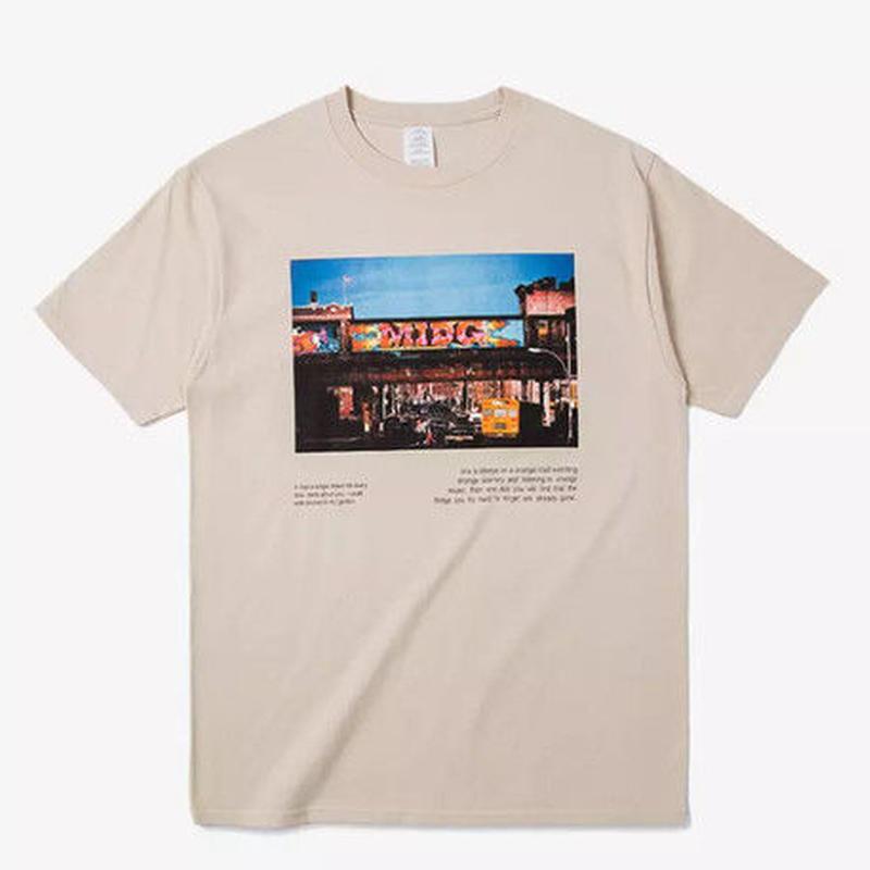 【COOL】MIDGデザインTシャツ 3カラー