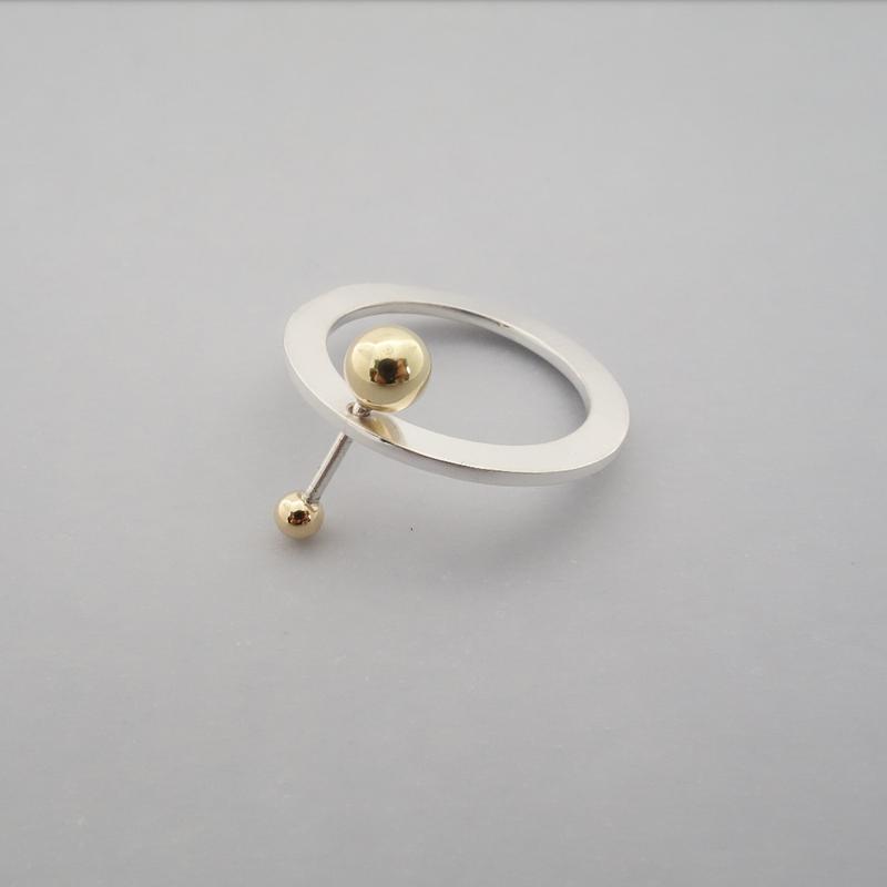 sprinkle ring(K18series)
