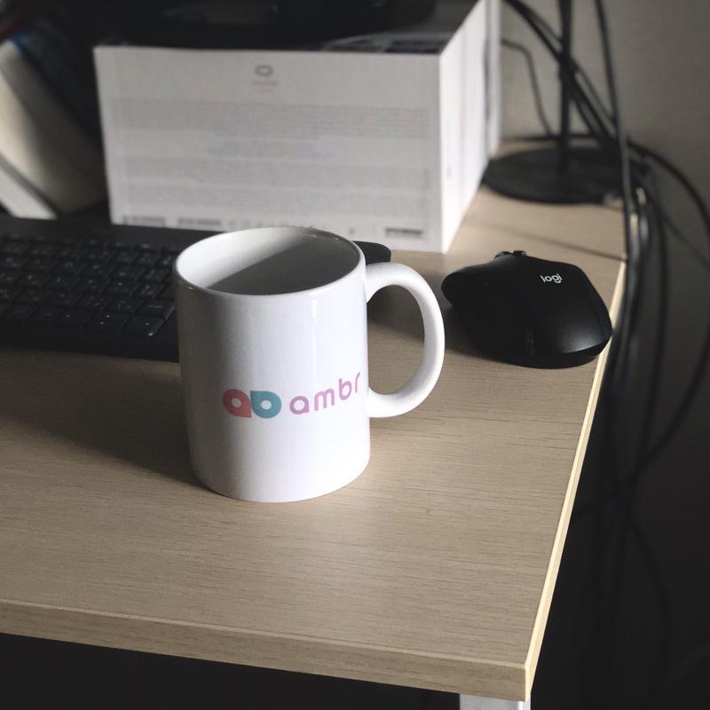 [初回限定生産]  ambr mug v1.0.0