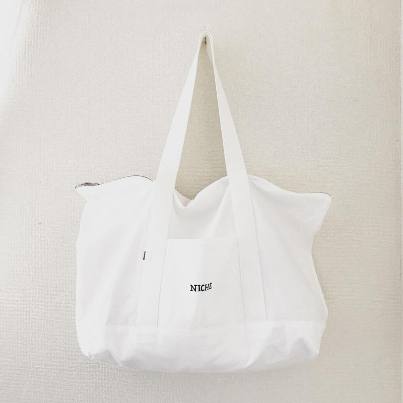 NICHE BAG60  ホワイト