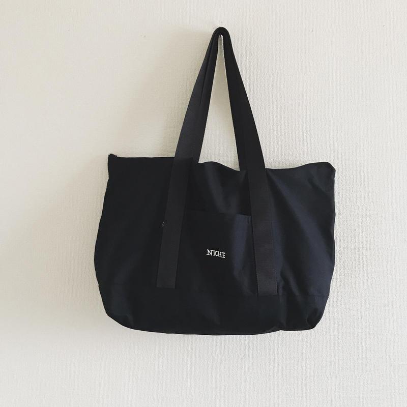 NICHE BAG60  ブラック