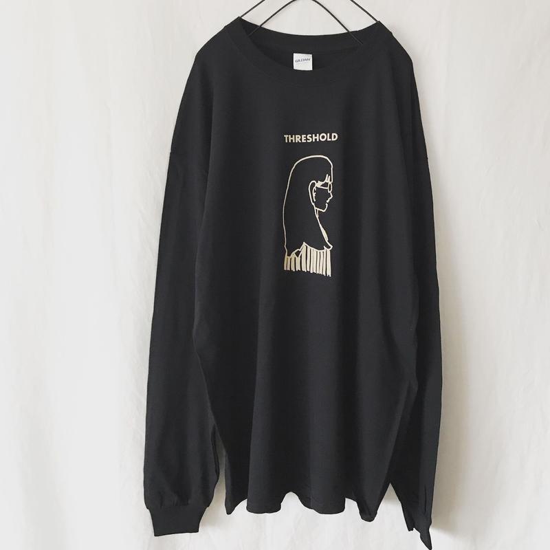 THRESHOLDイラストロンT ブラック XL