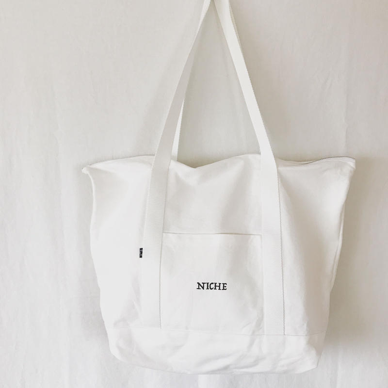 NICHE BAG50  オフホワイト