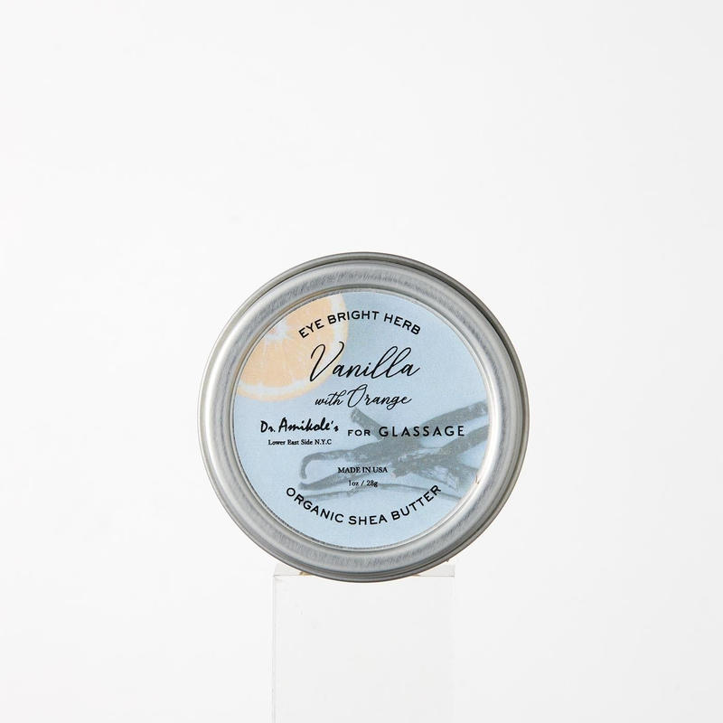 VANILLA ORANGE EYE BRIGHT BALM(1oz/28g)