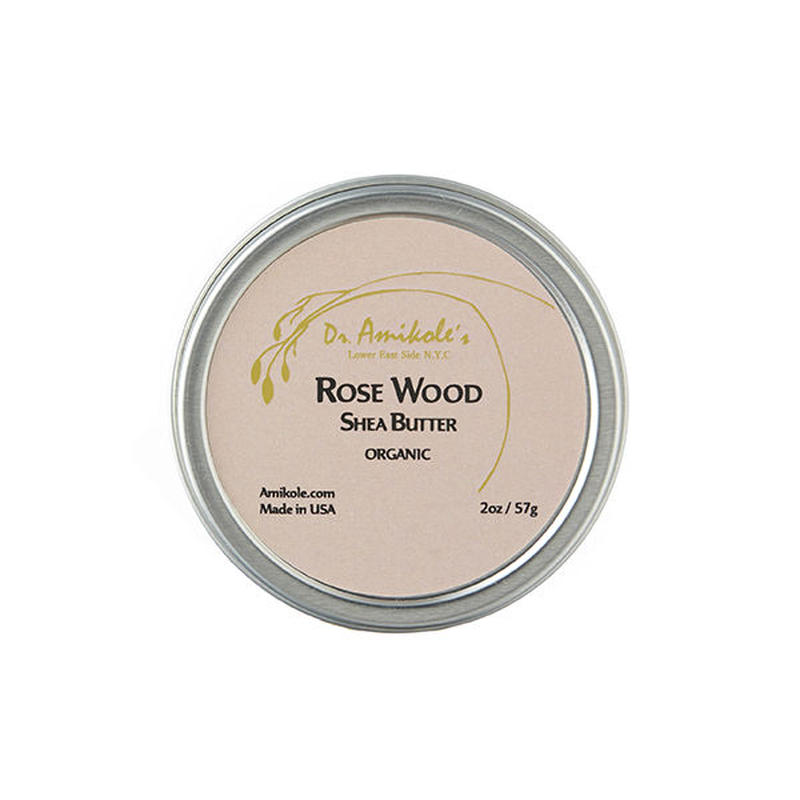 ROSE WOOD SHEA BUTTER (2oz/57g )