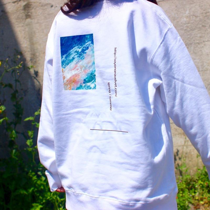 「海と小春」スウェット / 005