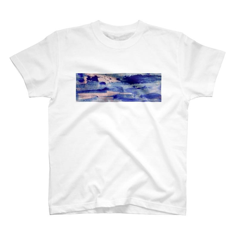 「在」Tシャツ / 004 (white)