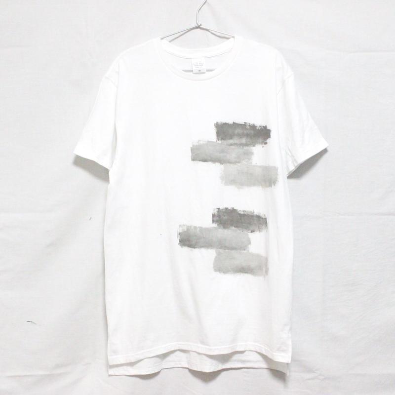 「□ - 002」Tシャツ / white