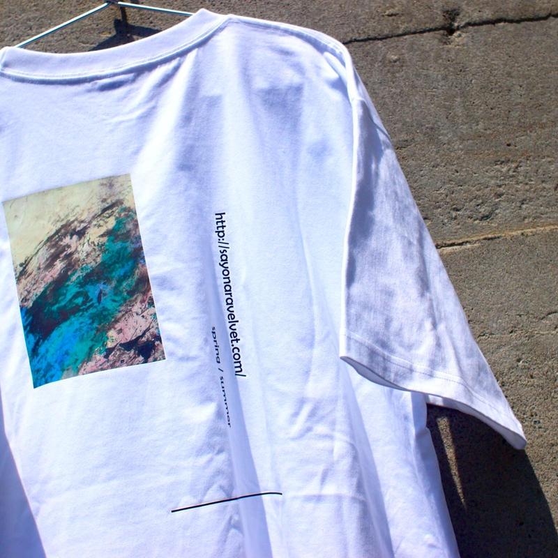 「海と小春」Tシャツ / 002