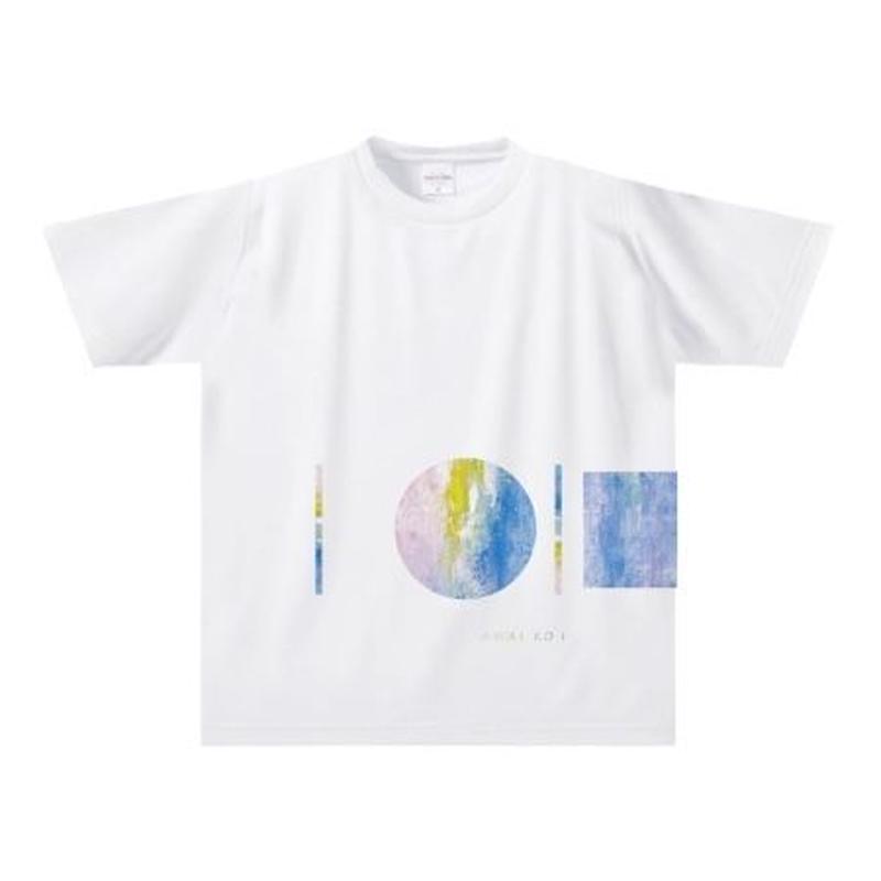 「AWAI KO I」Tシャツ / 007