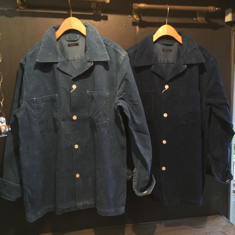 最終値下げindigo コーディロイシャツジャケット