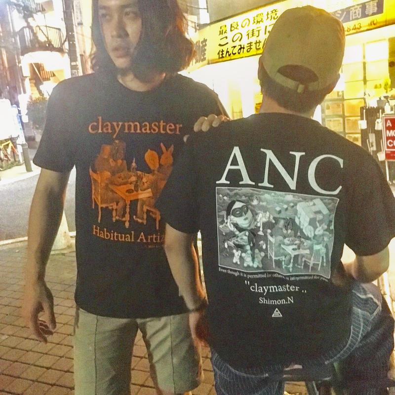 """復活 ANARC """"claymaster"""" Shimon Nakamori"""
