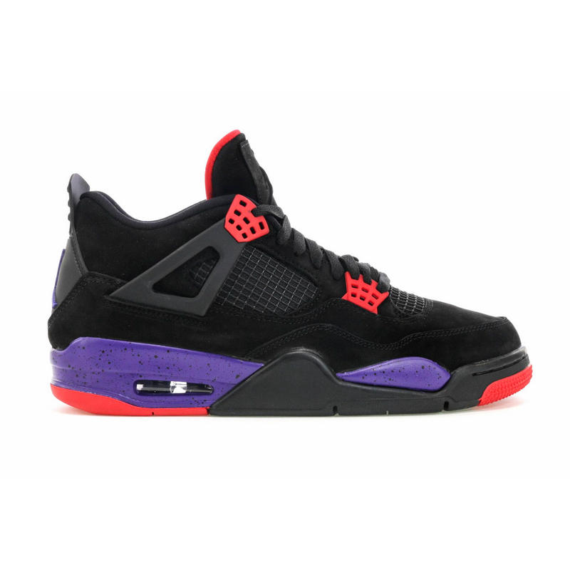 NIKE / AIR JORDAN 4 RAPTORS / BLACK