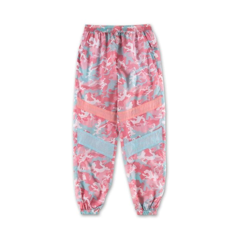 THE KYLIE SHOP  Camo Windbreaker Pants