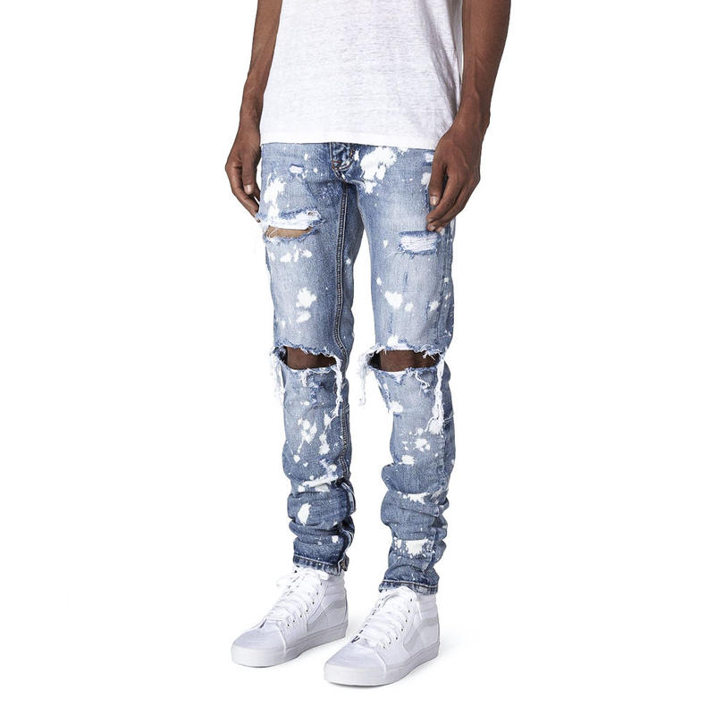 mnml M1 Splash Stretch Denim