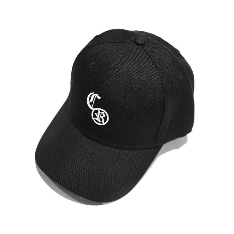 COMP®EX / C® SNAPBACK CAP / BLACK_WHITE