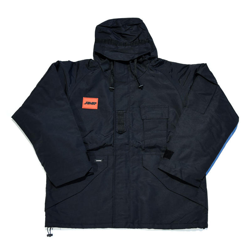 AMOUR / ORIGINALS MOUTAIN PARKA / BLACK