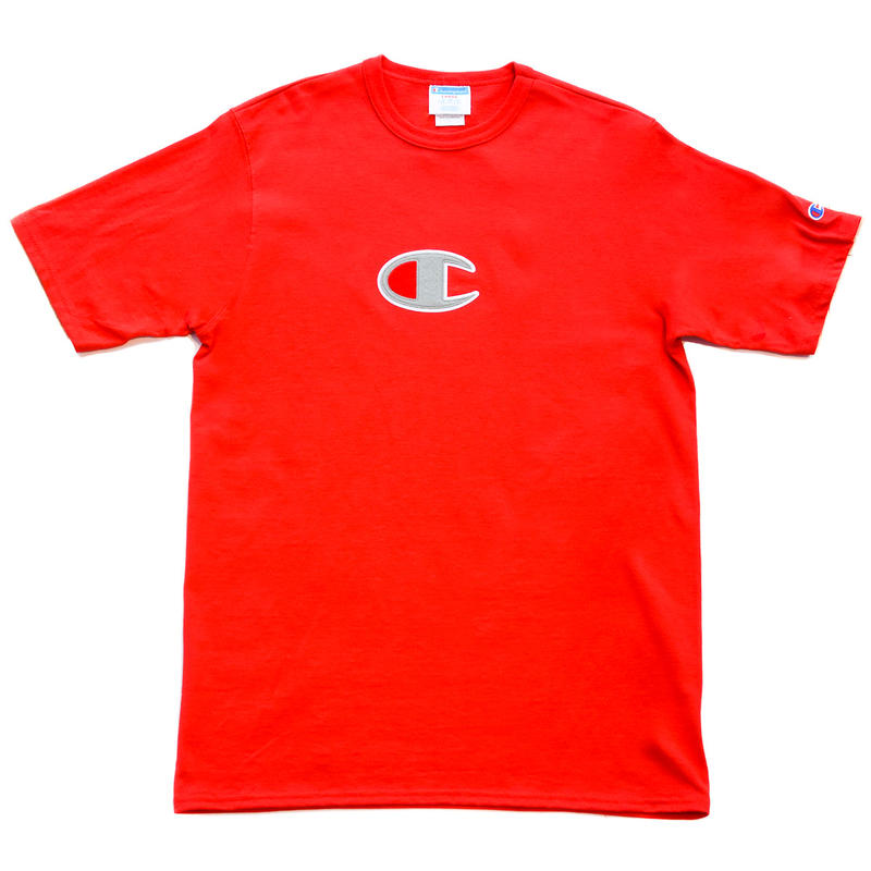 AMOUR × Champion  SS TEE