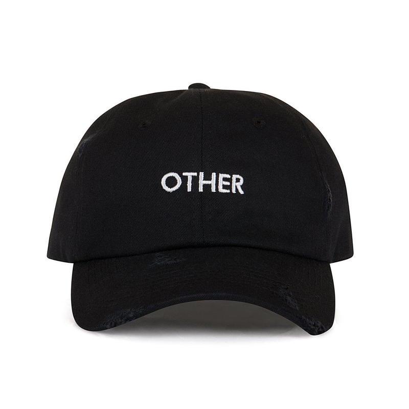 OTHER UK / DISTRESSED DAD CAP