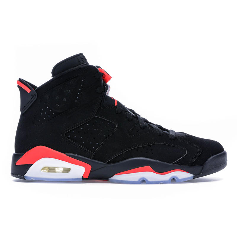 NIKE / AIR JORDAN 6 INFRARED / BLACK