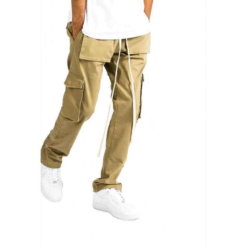 mnml   SNAP CARGO  PANTS / DUST