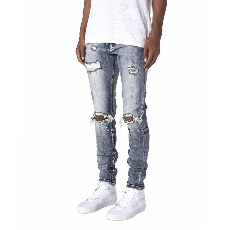 mnml M1 Stretch Denim / BLUE