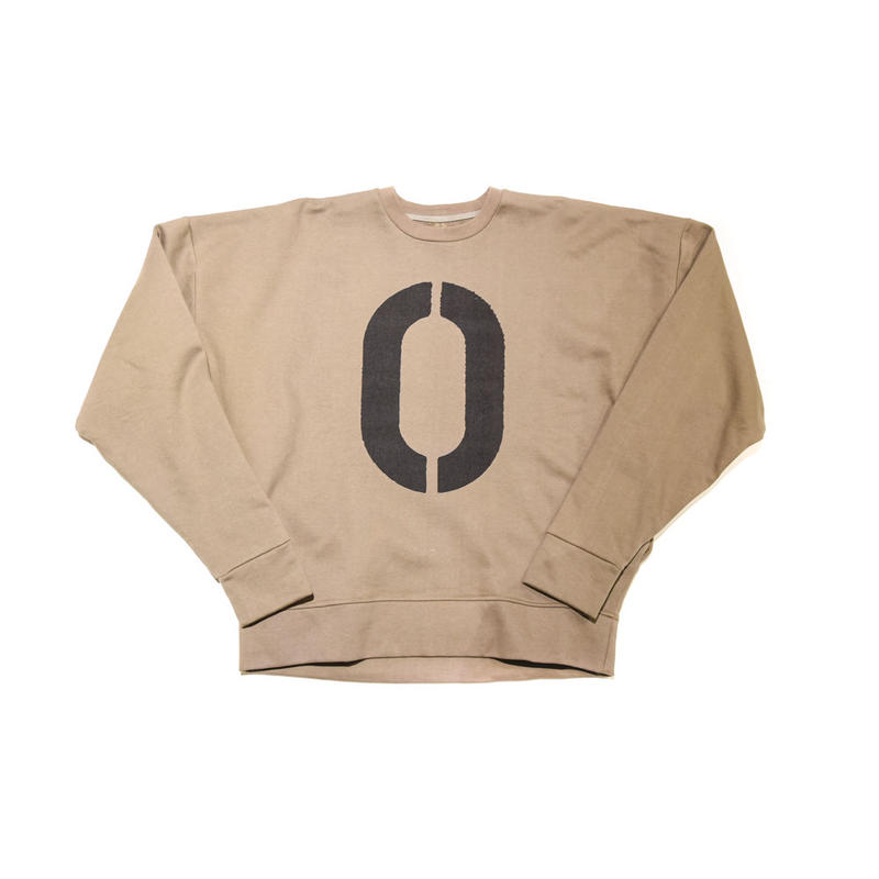 "OTHER UK / ""O"" PARA SWEATSHIRT / KHAKI"