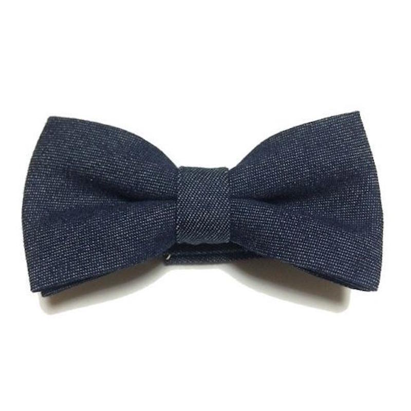 【Royal Straight Flush】BOWTIE DENIM BLUE