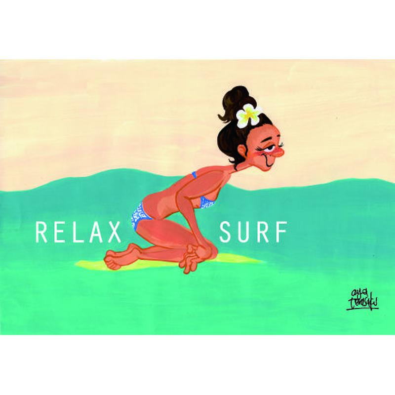 Postcard Relaxsurf