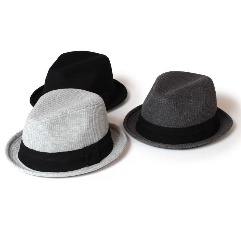 ANAGRAM アナグラム ワッフル サーマルハット 中折れハット 大きいサイズ 帽子 AGM1502 F56cm~58cm XL59cm~61cm AGM1502
