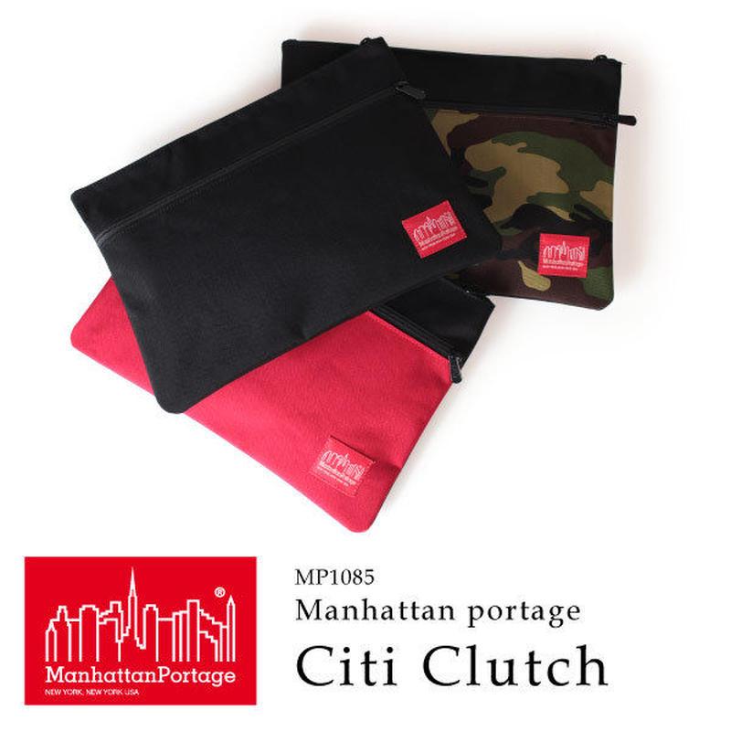 Manhattan Portage マンハッタンポーテージ クラッチバッグ バッグインバッグ Citi Clutch MP1085
