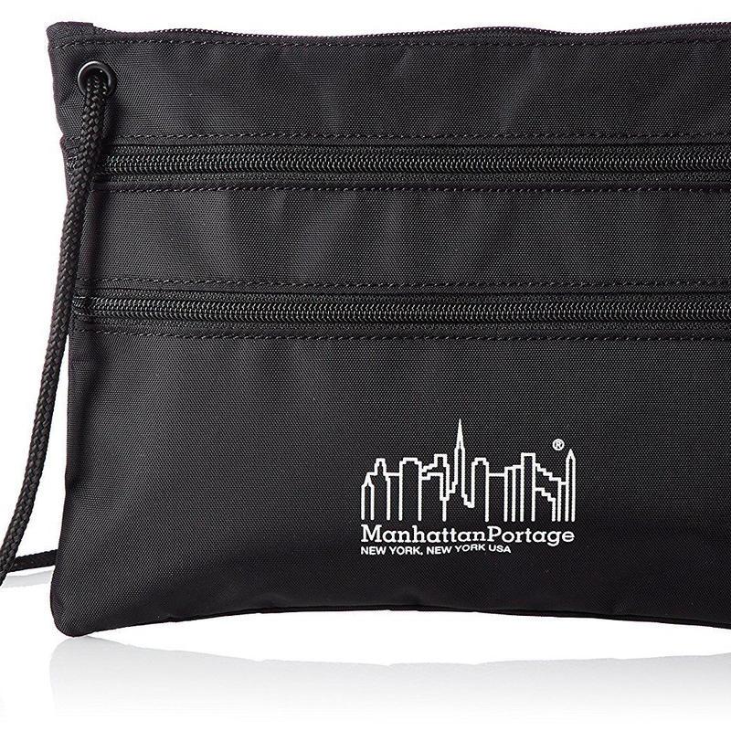 Manhattan Portage(マンハッタンポーテージ) ショルダーバッグ Triple Zipper Pouch(L) サコッシュ TRIPLE ZIP POUCH(L) MPTZPL